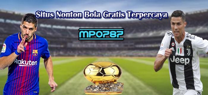 Nonton Gratis Live Streaming Situs Judi Bola Terpercaya MPO787