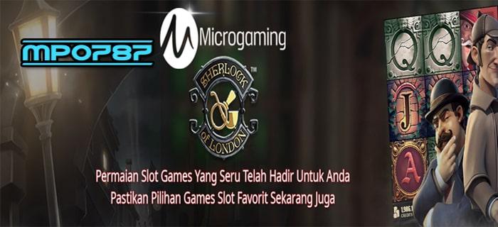 MPO787 Situs Slot Online Terpercaya Bonus Jackpot Terbesar Pasti Bayar